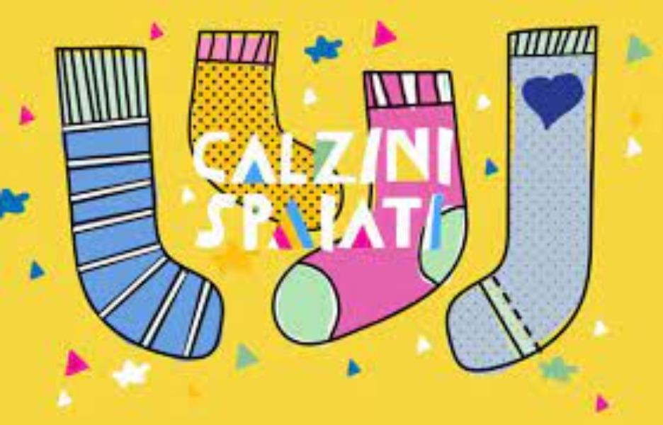 Giornata Calzini spaiati Infanzia sede Centrale